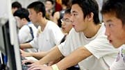 Onlinesucht: Computerspiele sind in Fernost besonders populär.