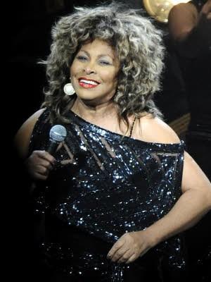 Tina Turner Großmutter Oma