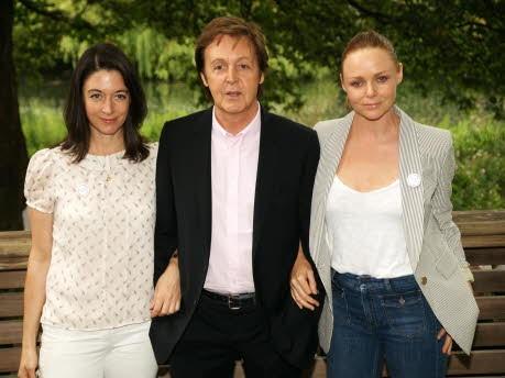 Paul McCartney Mary Stella Opa Großvater