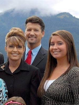 Sarah Palin Oma Großmutter Bristol