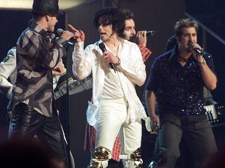 Die Popwelt trauert; Jacko, King of Pop, Prominente zum Tod von Michael Jackson, Justin Timberlake; AP