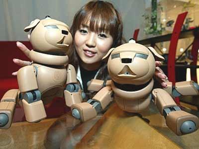 Hunderoboter