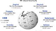 Wikipedia, Screenshot
