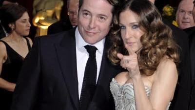 VIP-Klick: Sarah Jessica Parker: Sarah Jessica Parker und ihr Mann Matthew Broderick sind Eltern von Zwillingen geworden.