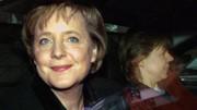 Merkels Beraterin: Stets im Hintergrund: Beate Baumann.