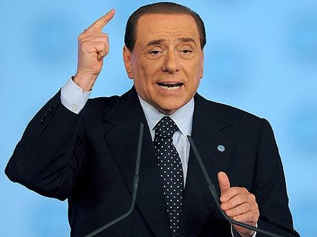 dpa, G8, L'Aquila, Berlusconi, Gipfel