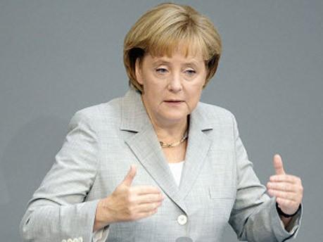 ddp, Angela Merkel, G8, L'Aquila, Gipfel