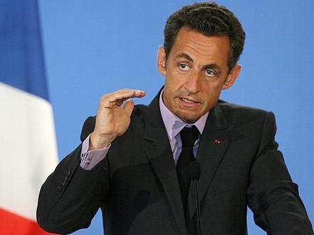 AP, Sarkozy, G8, L'Aquila, Gipfel