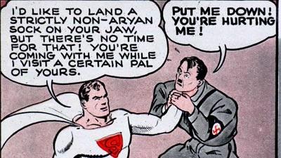 What if Superman ended the War... von Jerry Siegel und Joe Shuster, Februar 1940