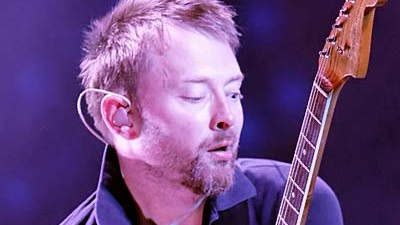 Thom Yorke, Fronmann der Gruppe Radiohead