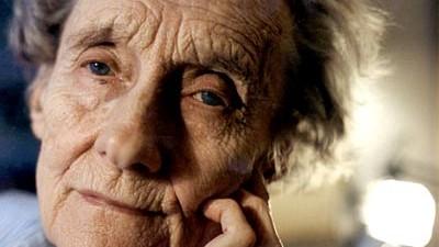 Die Schriftstellerin Astrid Lindgren