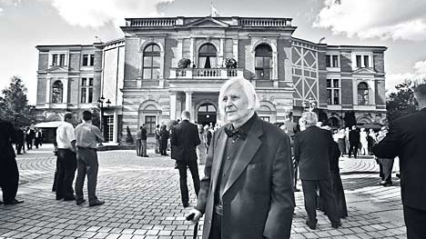 Walter Odrwoski Bayreuth Wagner Regina Schmeken