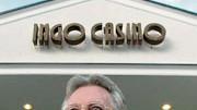 """""""Ingo""""-Casinos in Tschechien: Der bayerische Großhandelskaufmann Gustav Struck - alle seine Casinos heißen """"Ingo"""", eine Hommage an Ingolstadt."""