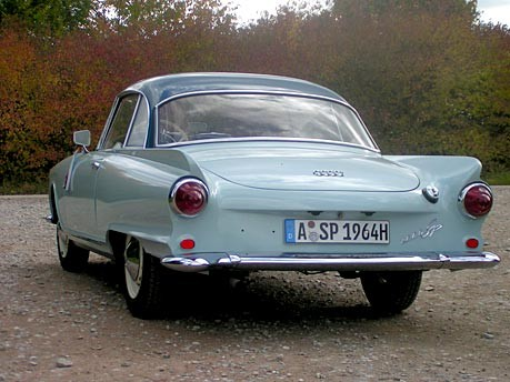 Blech der Woche (60): Auto Union 1000 Sp