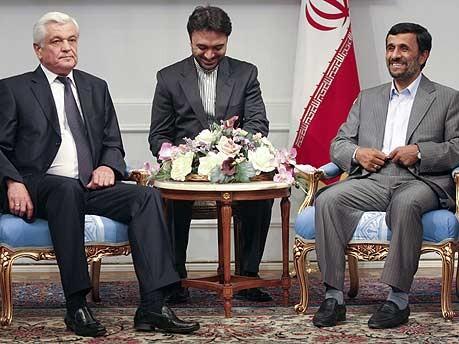 reuters, Ahmadinedschad
