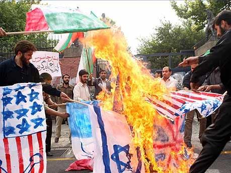 AFP, Iran, ahmadinedschad, Mussawi, Großbritannien, Botschaft, Israel, USA
