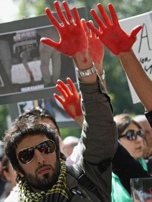 Iran, Proteste, Mussawi, Ahmadinedschad, Berlin