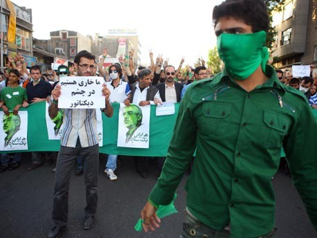 Iran, Demonstranten, Mussawi, Tehran, Proteste
