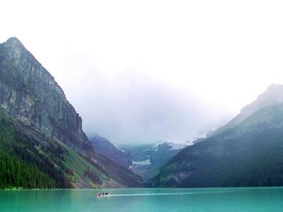 Morane Lake, ddp