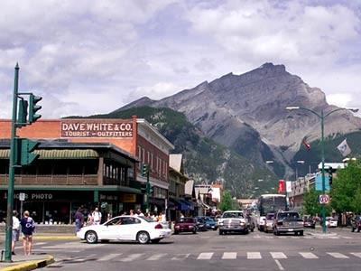 Banff, ddp