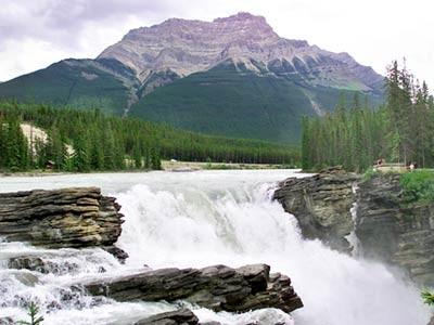 Athabasca-Falls, ddp