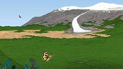 Grönland, Eis, bewaldet, Wald, Klimawandel, Science, Schweden, Eske Willerslev