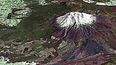 Berg Ararat ddp
