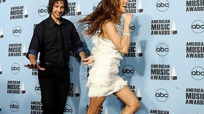 Josh Groban und Celine Dion