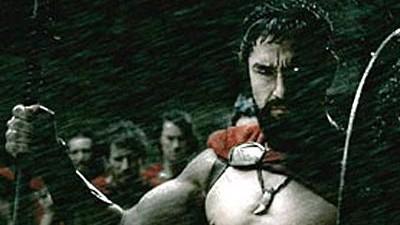 300 Sparta; Warner/ ddp
