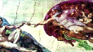 Michelangelos Gott