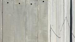 Israelischer Sperrzaun