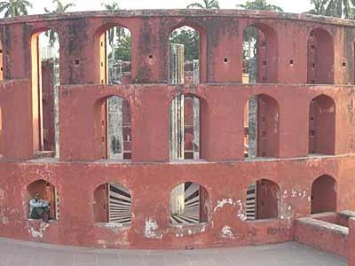Jantar Mantar in Neu Delhi
