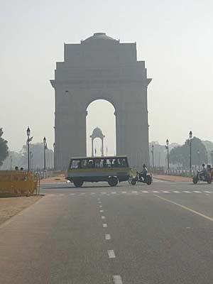 India Gate in New Delhi