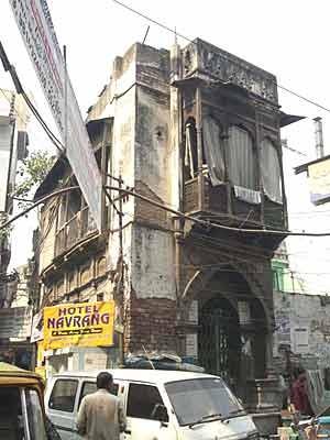 Hotel Navrang in New Delhi