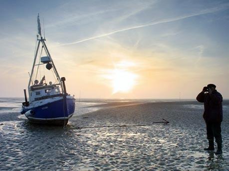 Wattenmeer Unesco Weltnaturerbe, dpa