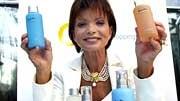 Uschi Glas mit ihrer Pflegeserie, ddp