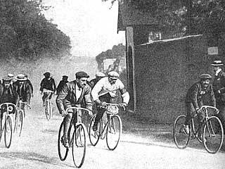 1903: erste Tour de France, ap
