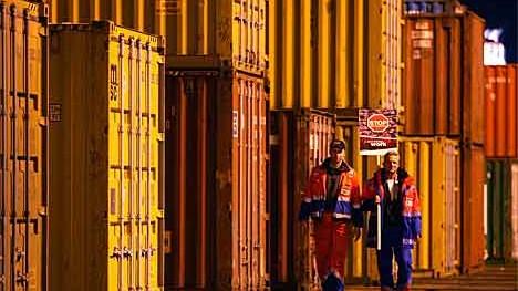 Hafenarbeiter, AP