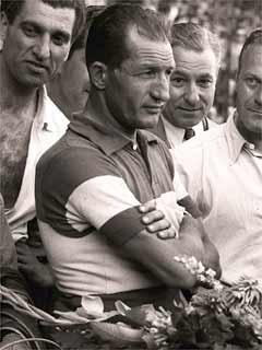 gino bartali 1953 AP