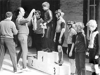ullrich erste Medaille 1985 dpa