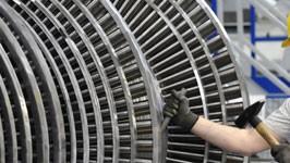 Maschinenbau, Foto: AP
