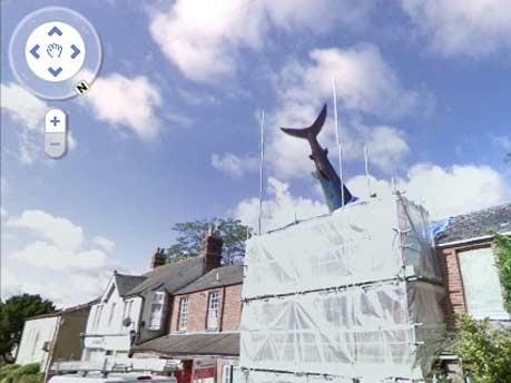 Google Street View Wal Oxford