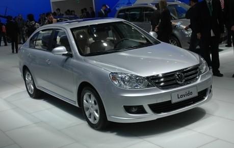 Peking Motorshow VW Lavida