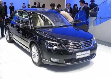 Peking Motorshow VW New Lingyu