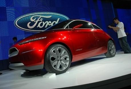 Peking Motorshow Ford Start