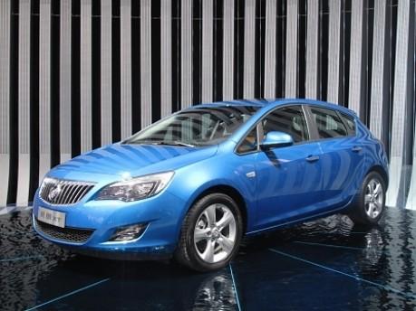 Peking Motorshow Buick Excelle