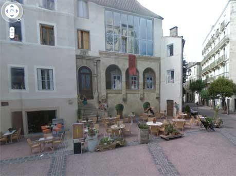 Google Street View Paris