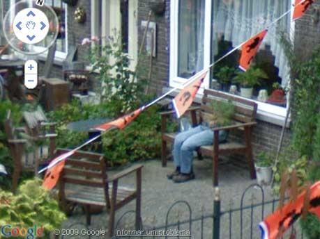 Google Street View Amsterdam