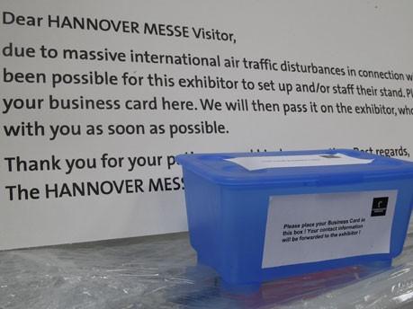 Hannover Messe, Foto: Reuters