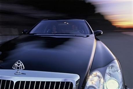 Maybach Facelift 2010